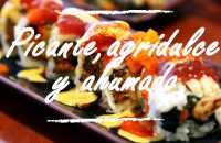 rolls picante y agriculce